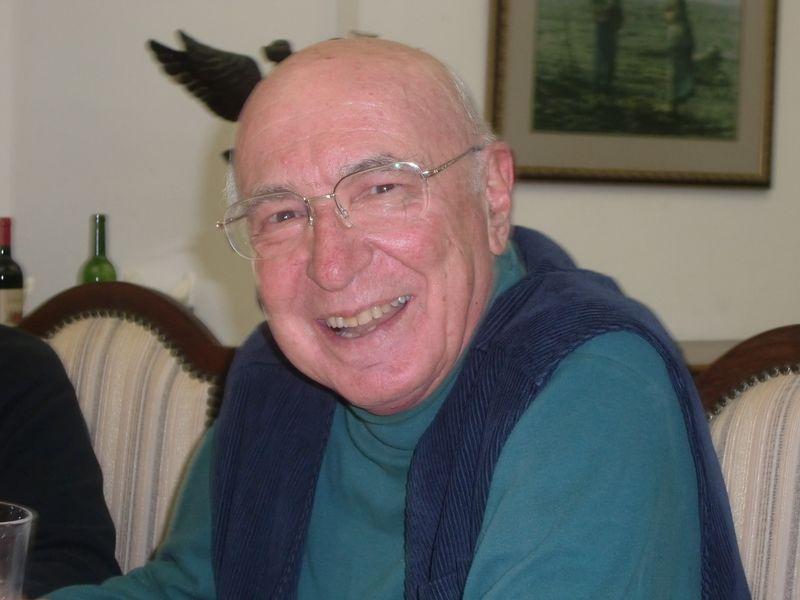 Fr. John Cioppa enjoys a good laugh