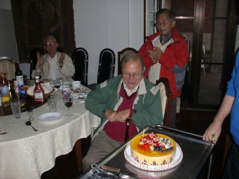 Ron Saucci's Birthday