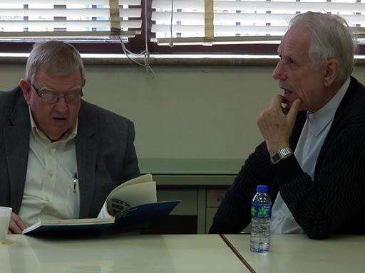 Ed Phillips and John Geitner