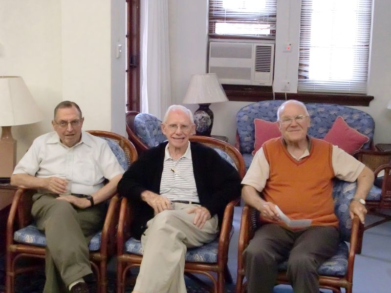 Bob, Bill and Tom