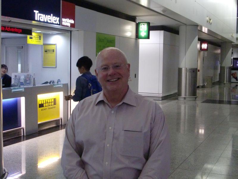 Fr. Dan Moore S.S.