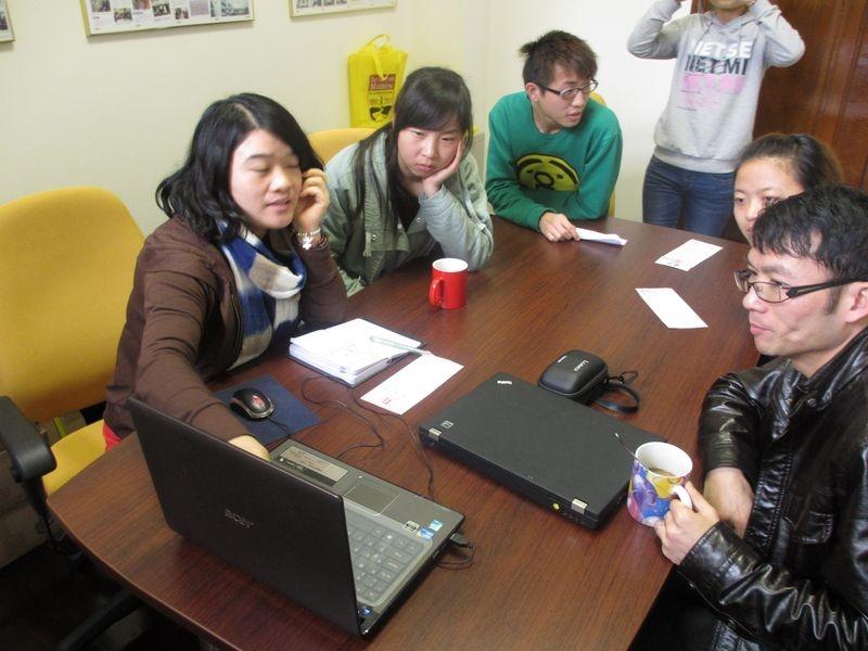 Tianji explain their work
