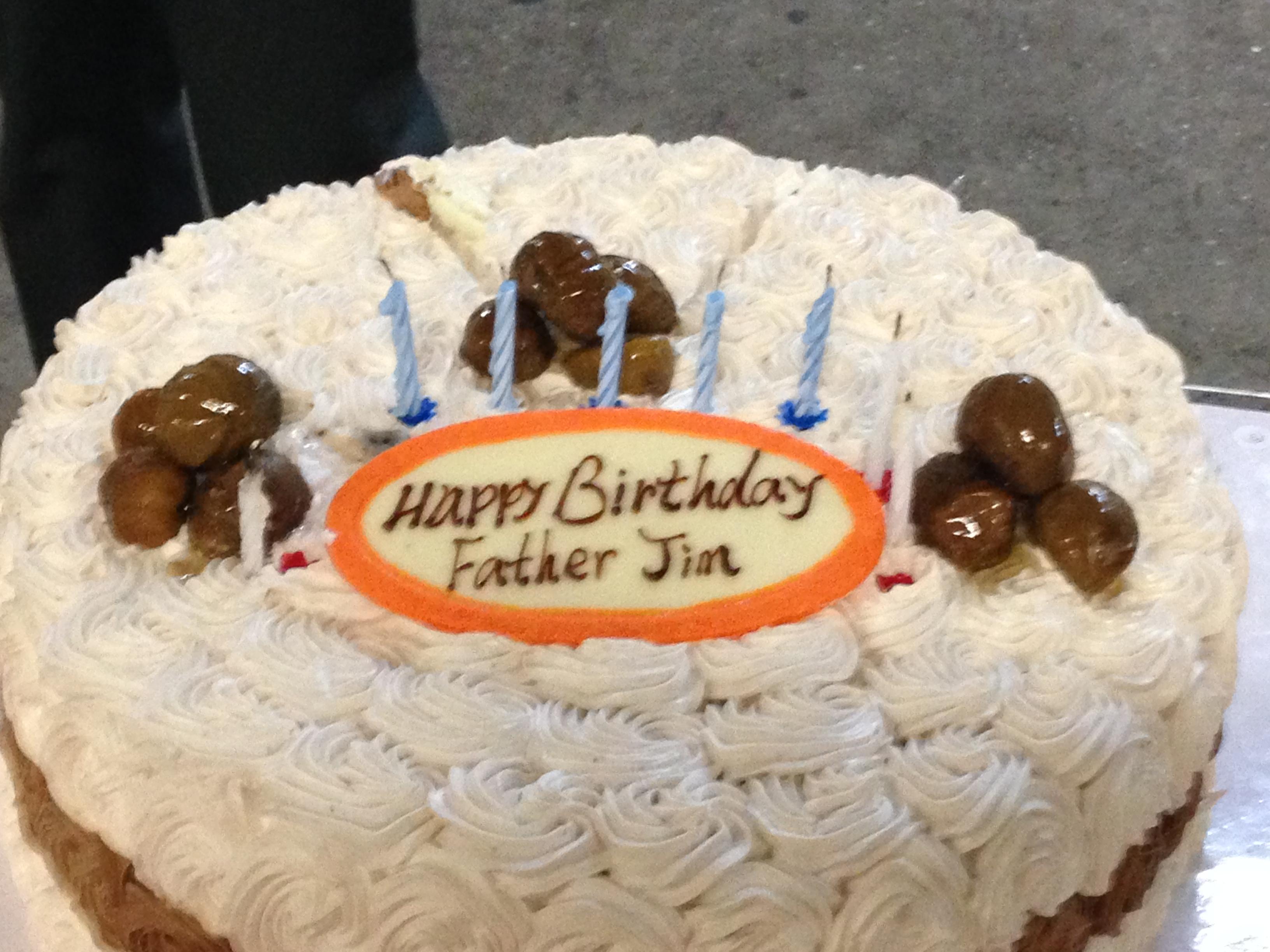 Birthday Cake For Joseph ~ Amina design happy birthday joseph
