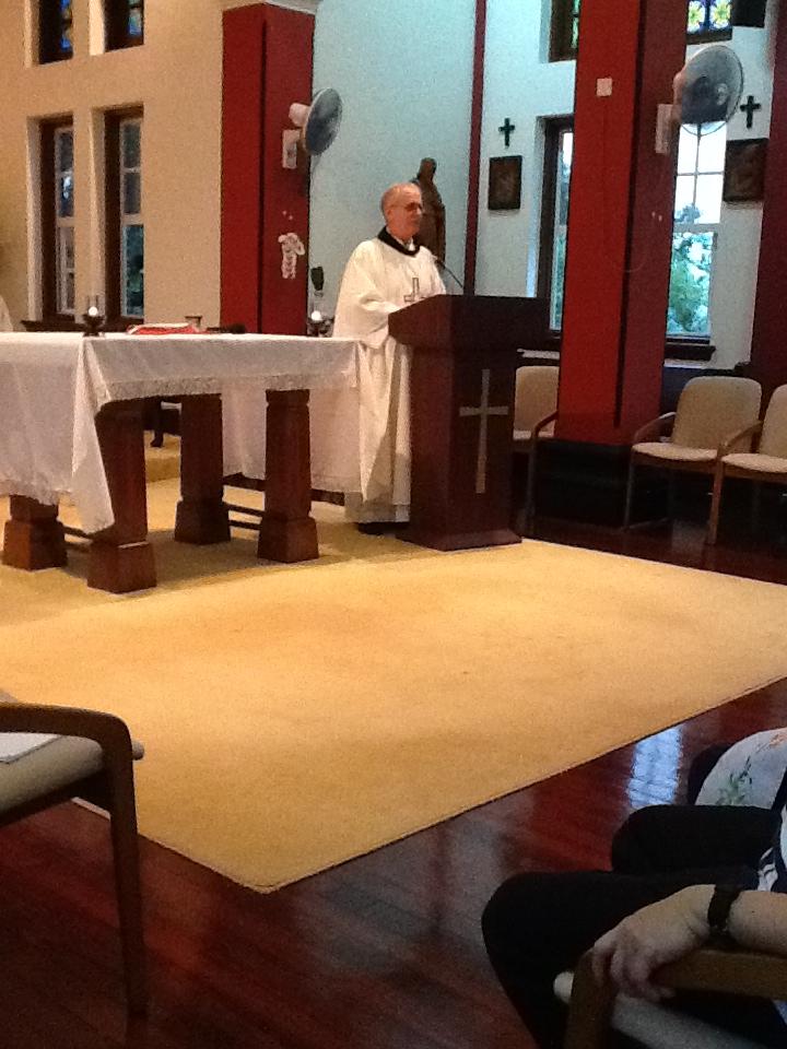 Fr. Brian
