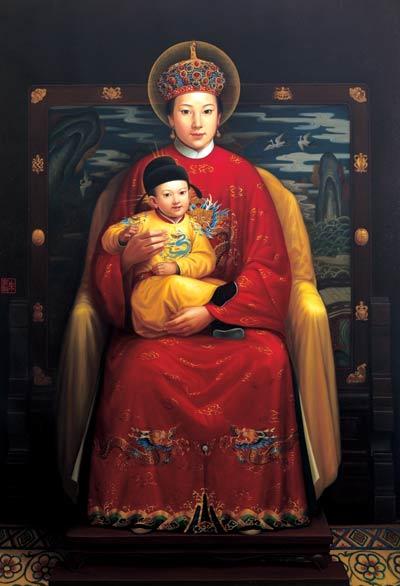 Chinese Madona